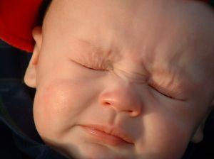 Baby Sneezing Image
