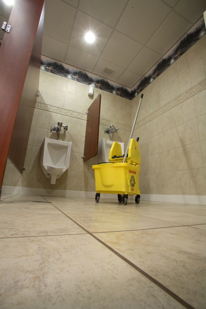 Nilium is great for eliminating odors in restrooms