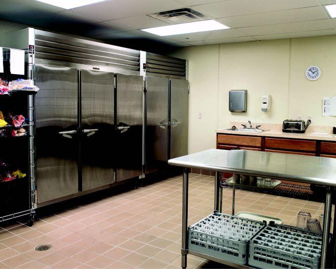 Use Nilium to deodorize kitchen floors and garbage disposals