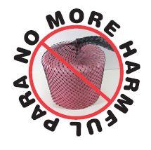 No more harmful Para
