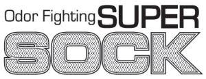 Odor Fighting Super Sock