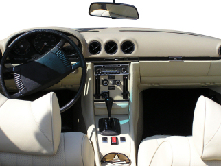 Use Nilosol to clean and deodorize car interiors Image