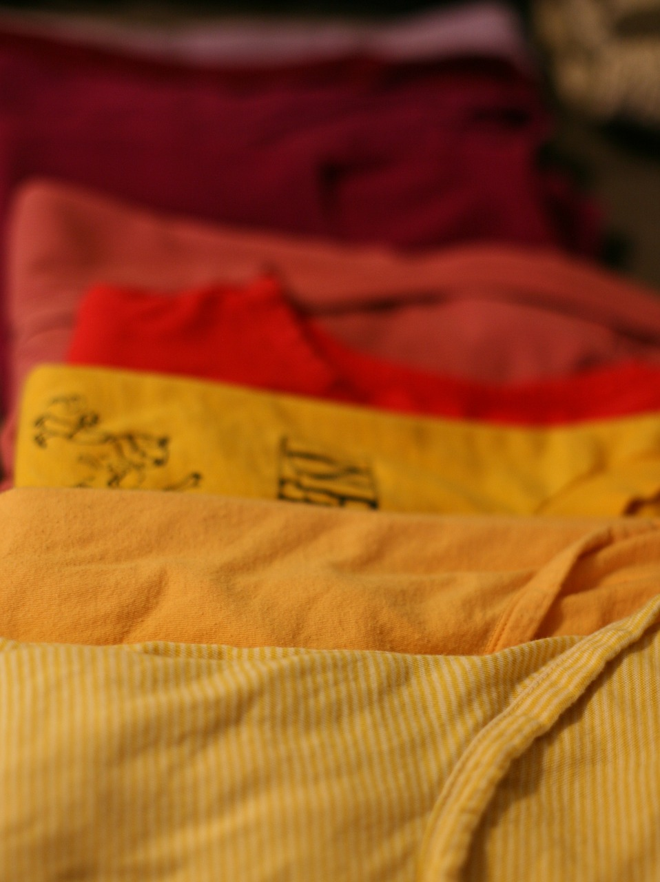 Get odors out of laundry