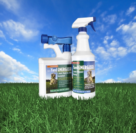 Yard ENERGIZER™ comes in ready-to-use and concentrated solutions.