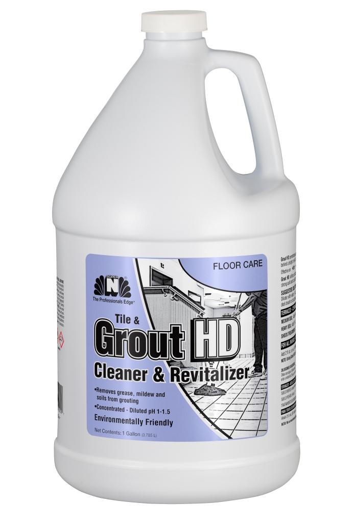 Tile & Grout HD Cleaner & Revitalizer