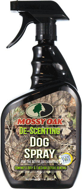 Mossy Oak® De-Scenting Spray Quart